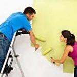 ¿Por dónde se debe comenzar a pintar el hogar?
