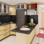 Consejos para tener mejor iluminación en los gabinetes de cocina