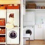 Transformaciones del cuarto de lavado