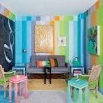 Dale vida a tus paredes con la pintura casera de la pared interior! – Parte I