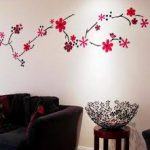 Haga su decoración de la pared Hermosa Y Elegante Con pinturas de pared