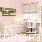 Cómo decorar las paredes de las habitaciones infantiles.