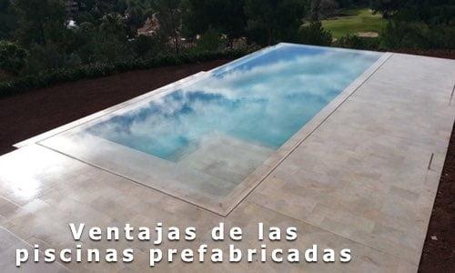 ventajas piscinas prefabricadas