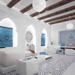 Decoración con estilo árabe