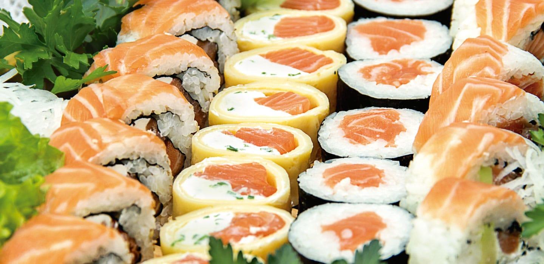 sushi oniguiri